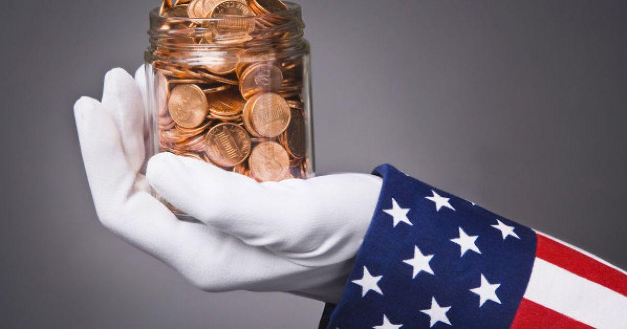 США: роста экономики нет, есть раздувание военных расходов