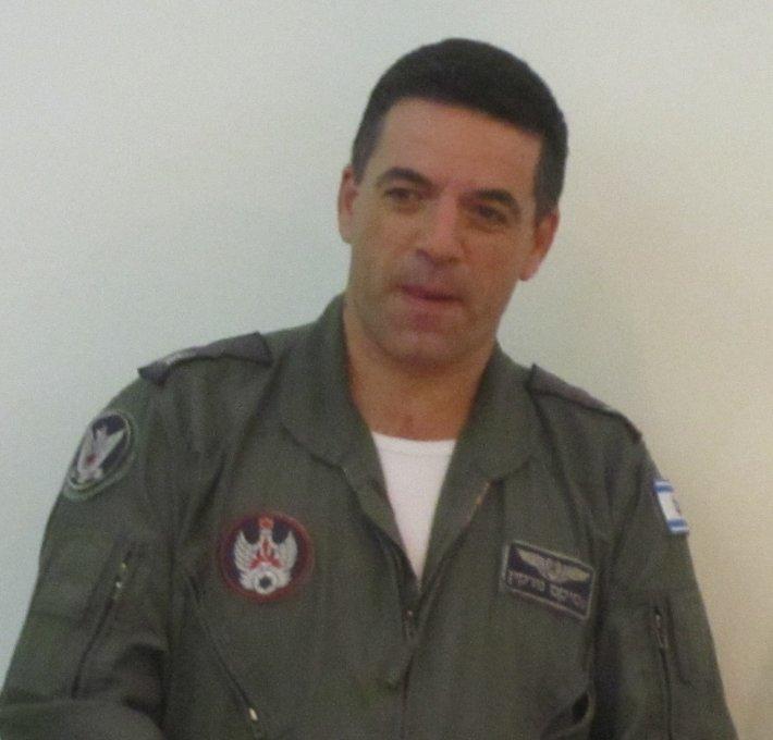 В Москву приехал главком ВВС Израиля из-за ситуации с Ил-20