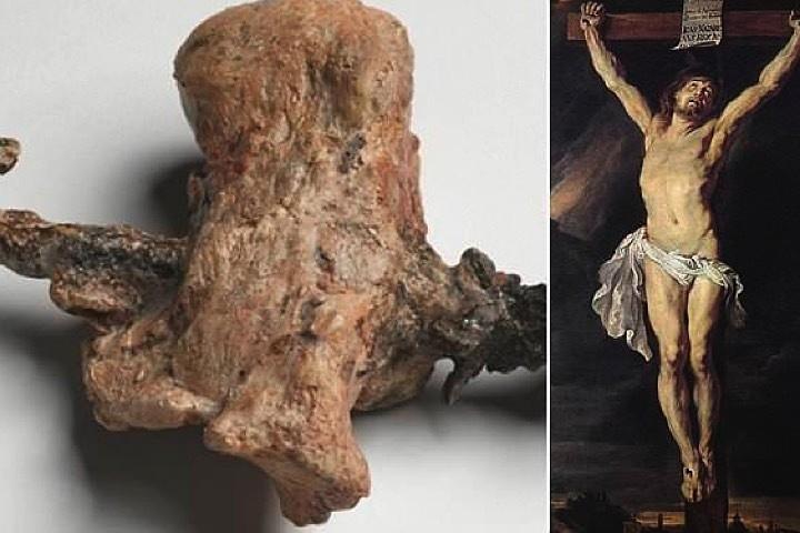 Археологи поняли, как именно был распят Иисус Христос