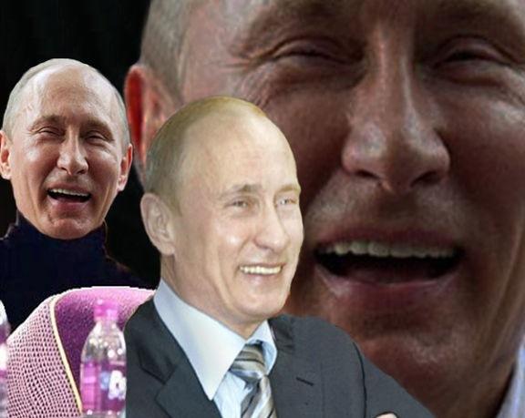 Маэстро Путин пообещал «уничтожить» доллар