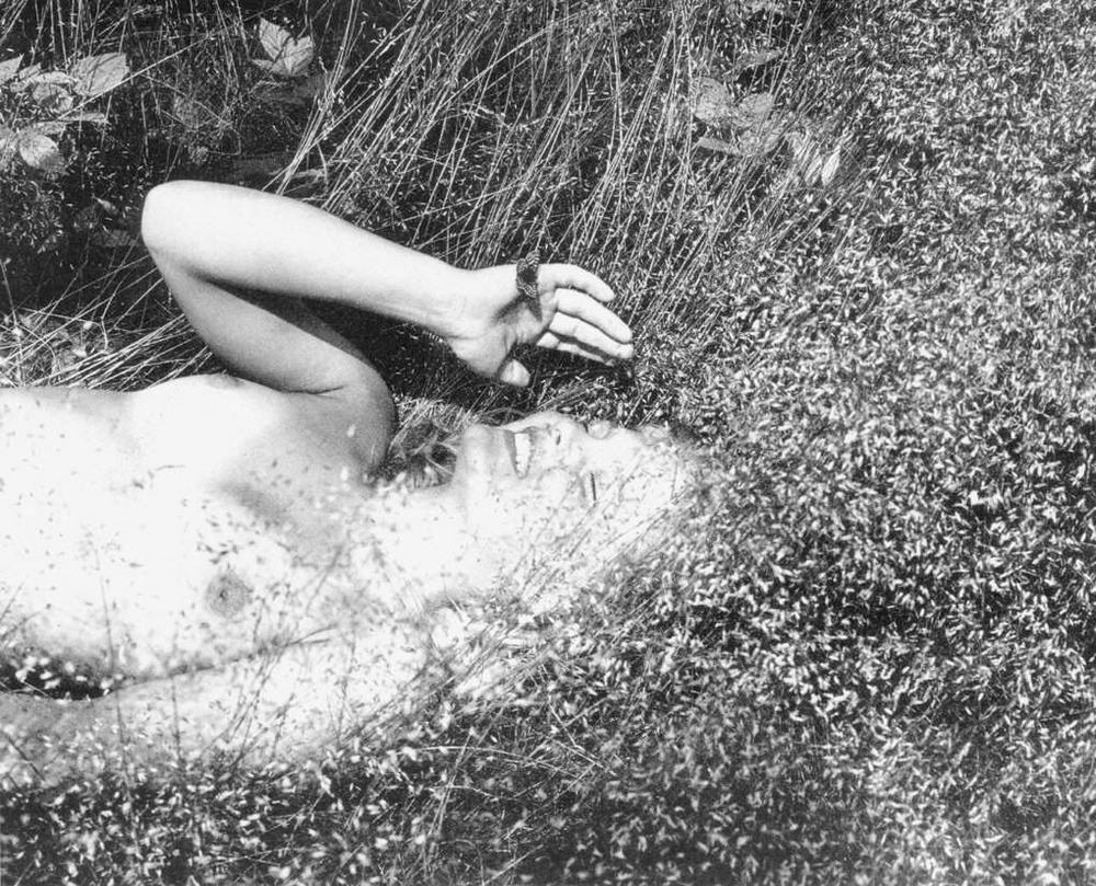 «Цветы среди цветов» Римантаса Дихавичюса – первые фотографии ню в СССР 3