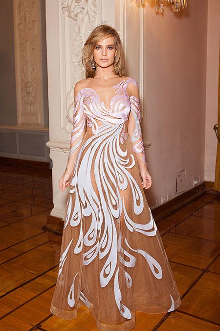 глюкоза откровенные платья