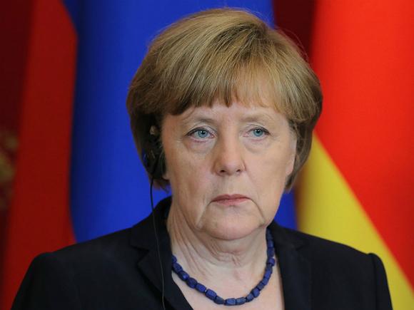 Меркель впала в уныние на отдыхе в Италии