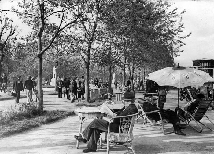 И сто лет назад в столице были пробки: Уникальные фото старой Москвы Наума Грановского