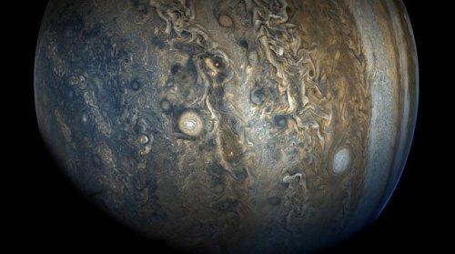 Недавние открытия, подтверждающие, что Юпитер – странное место