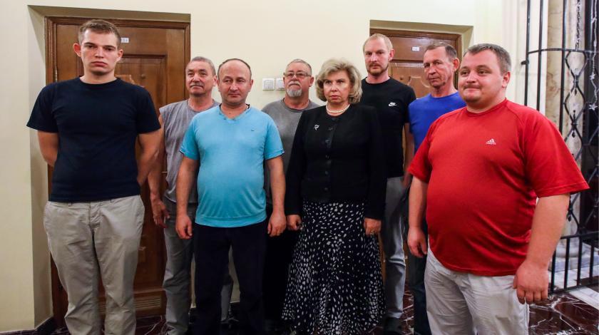 """Моряки """"Норда"""" стали заложниками на Украине"""