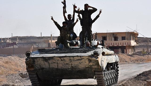 Новости Сирии. Сегодня 14 сентября 2017