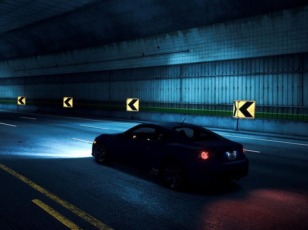Нюансы безопасного вождения ночью