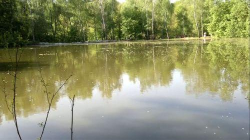 Рыбалка перед Пасхой