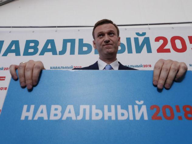 Судимый Навальный выдвинулся в президенты