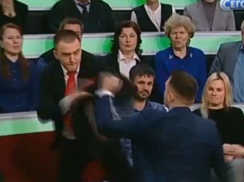 Ольга Туханина. В связи с инцидентом в эфире НТВ