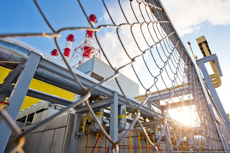 3152 Как украсть новейшую газотурбинную теплоэлектростанцию?