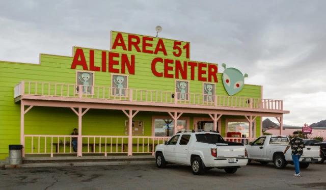 Пользователи высмеяли «штурм» секретной Зоны 51 в США