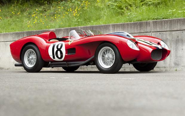 9 самых дорогих раритетных автомобилей, проданных на аукционах