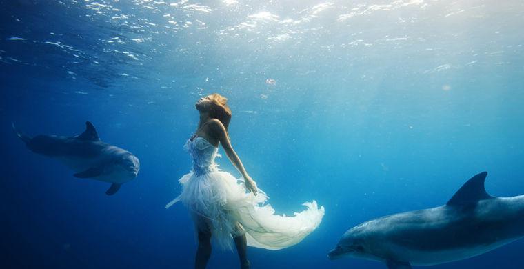 Ученый предложил создать «Человека 2.0» для жизни в океане