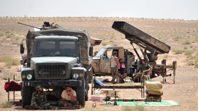 Россия готовит сирийский котел