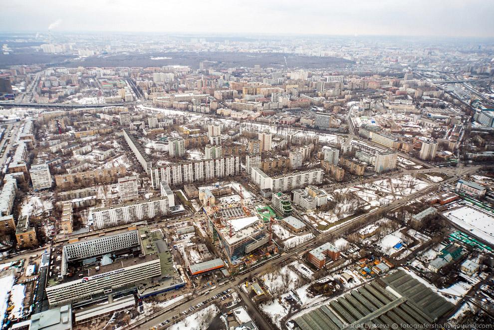 Новоостанкинские улицы, Звездный бульвар, проспект Мира