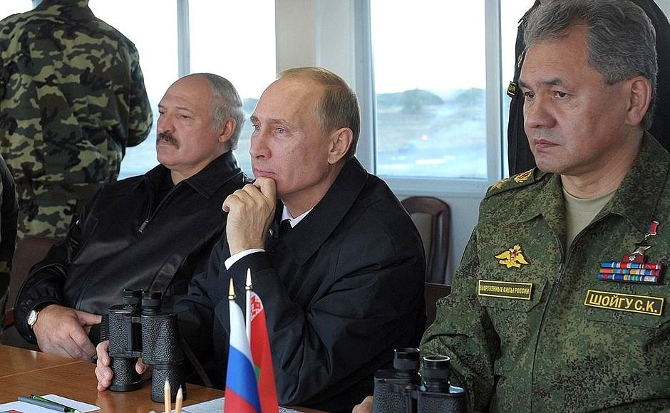 Беларусь могут привлечь к созданию «нового оружия Путина»