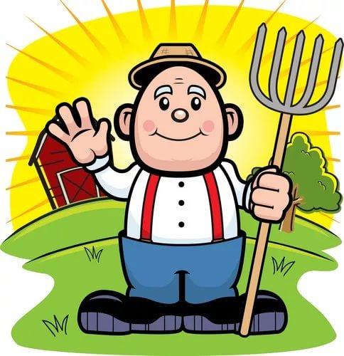 Как я занимался сельским хозяйством