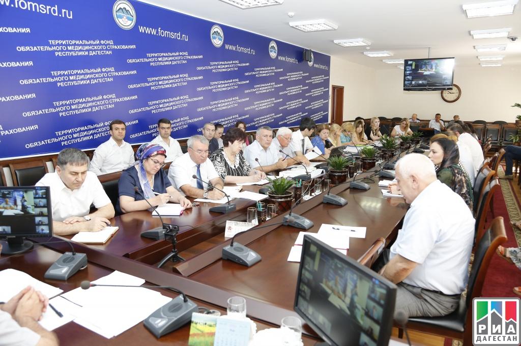 Фонд ОМС Дагестана полностью разворован и задолжал 600 млн рублей