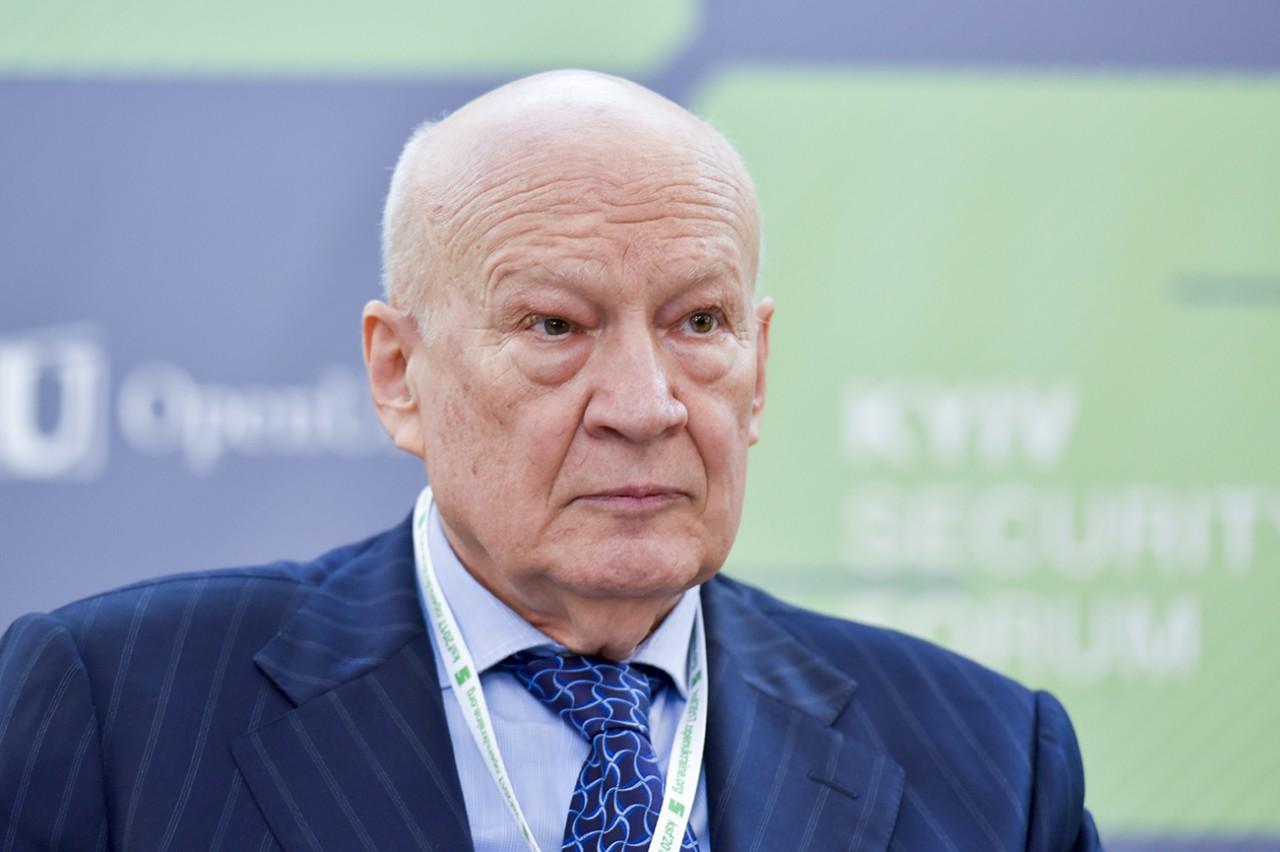 Александр Роджерс: Горбулин, как ещё один симптом смерти Украины
