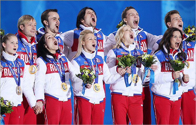 Депутат предложил вариант ответа за отстранение от Олимпиады: это будет пощечина