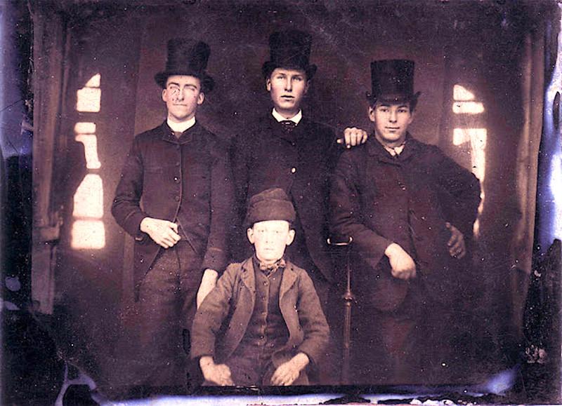 Молодежь викторианской эпохи