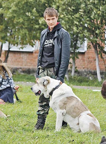 Алабай и раздолбай: школьника-хулигана перевоспитал его собственный пес