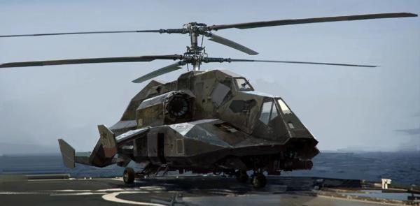 Отечественный вертолет будущ…