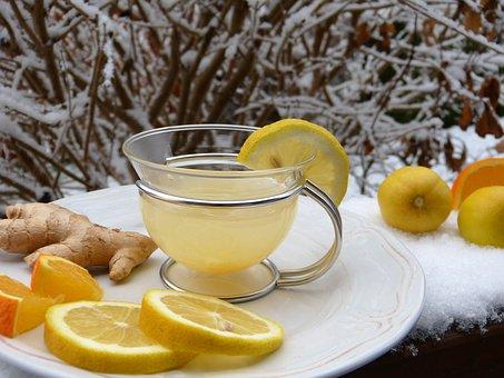 Имбирный чай — напиток жизни…