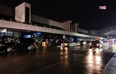 Электроснабжение аэропорта Атланты восстановлено