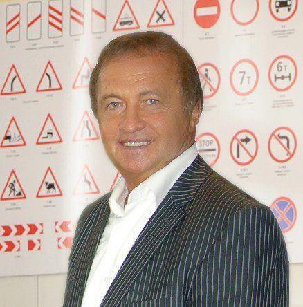 Сергей Лобарев, председатель правления НП «Гильдия автошкол»