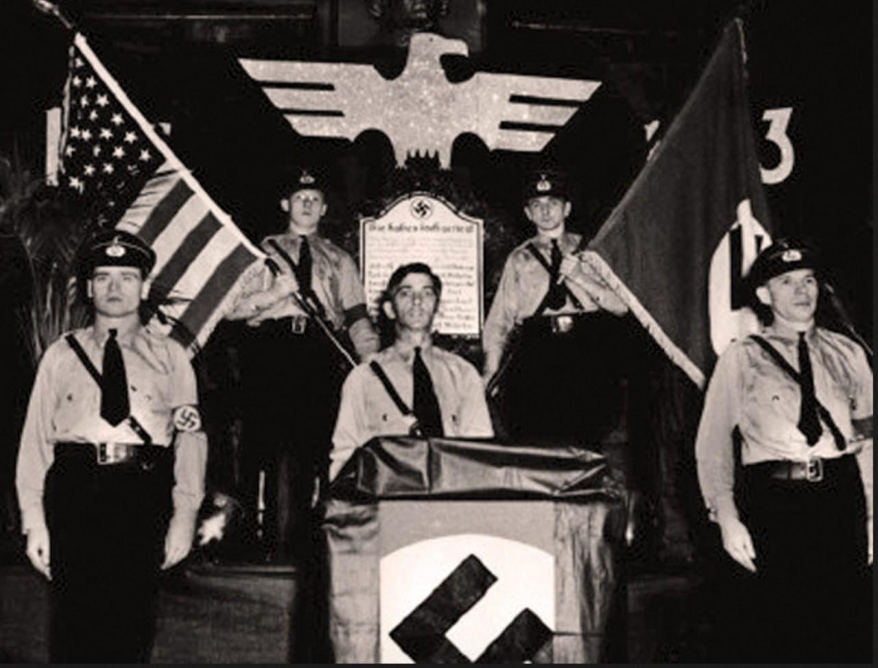 Психология привлекательности фашизма