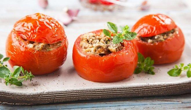 3 бесподобных рецепта блюд из помидоров