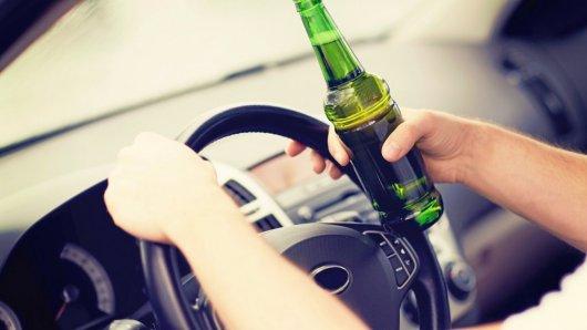 Принят закон о лишении прав за алкоголь в крови