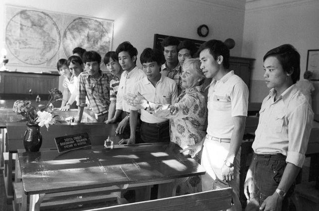 «Кто водку спичками заедает?». Воспоминания вьетнамцев об учёбе в СССР