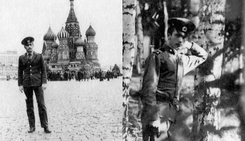 Игорь Тальков армия, знаменитости, фото