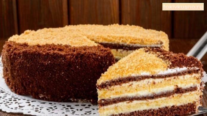 Домашние тортики: топ-7 маминых рецептов