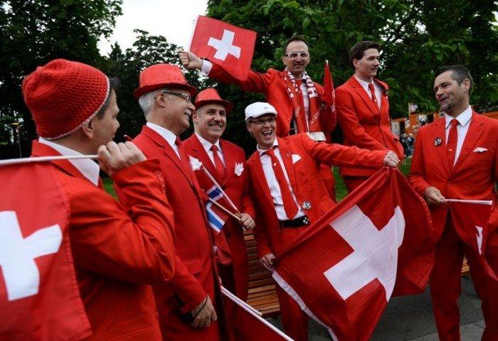 Швейцария. 20 интересных фактов