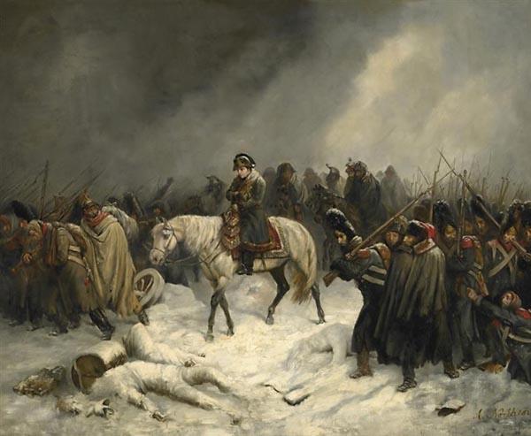 Легенда Семлёвского озера: здесь покоятся несметные сокровища Наполеона?