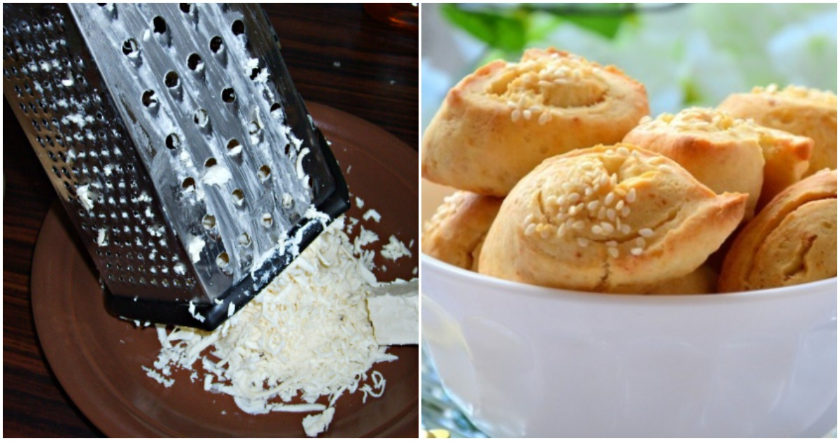 Сырное печенье — лакомство для истинных гурманов