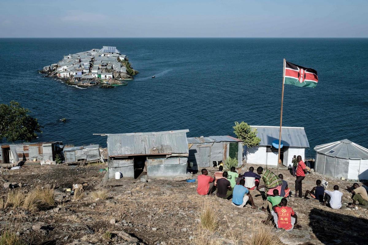 Жизнь на крошечном острове Мигинго