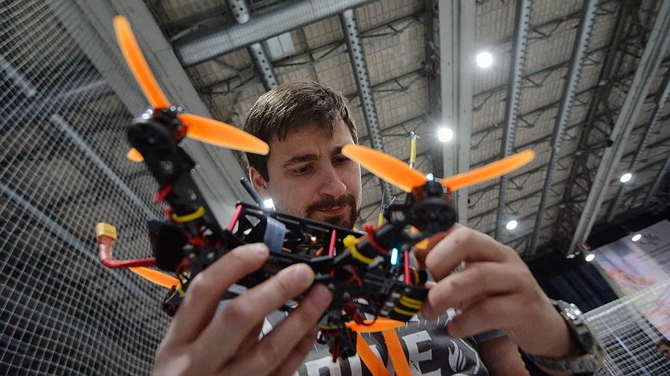 Прогноз полётов для дронов: …
