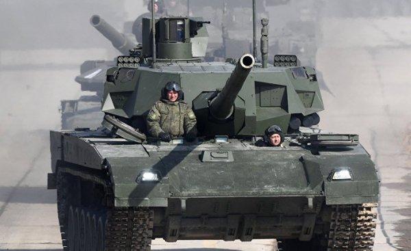 «Новый» американский М1 «Абрамс» против смертоносной российской «Арматы»: кто победит?