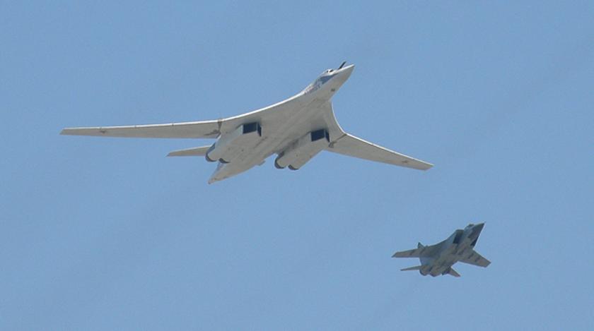 """""""Белые Лебеди"""" пощекотали нервы НАТО"""