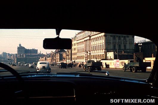 Путешествие Мартина Манхофа по СССР