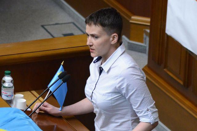 Савченко охарактеризовала ос…