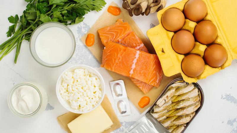 Основные витамины и где они содержаться