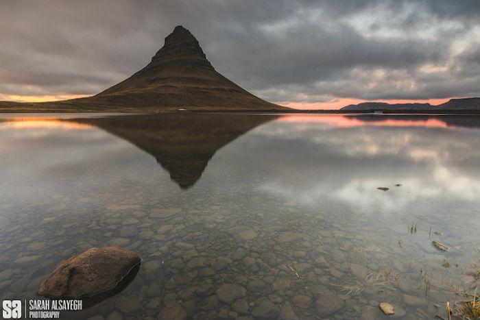 Трудно оставаться равнодушным, видя потрясающее природное многообразие Исландии