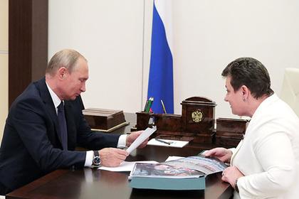 Путин ответил губернатору на оценку европейских дорог словами «вам виднее»